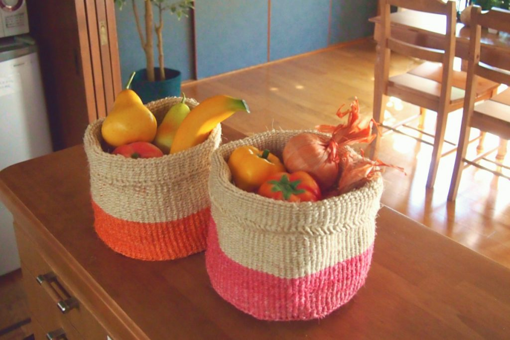 キッチンをおしゃれに飾ることができる