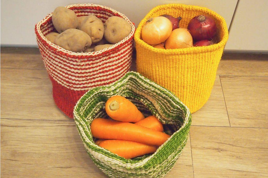 収納量で選ぶ野菜収納